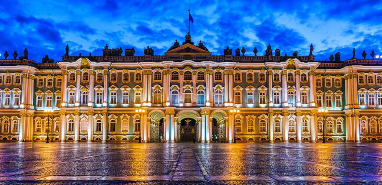 Haz estos 15 recorridos virtuales en museos y galerías de arte del mundo - hermitage-st-petesburgo