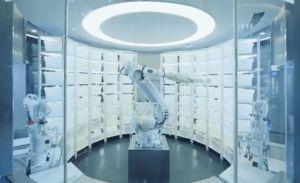 Huawei abre una tienda atendida por robots en China