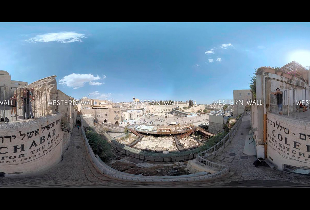 ¡Prepárate! Viajarás a Israel de forma virtual - israel-virtual-1