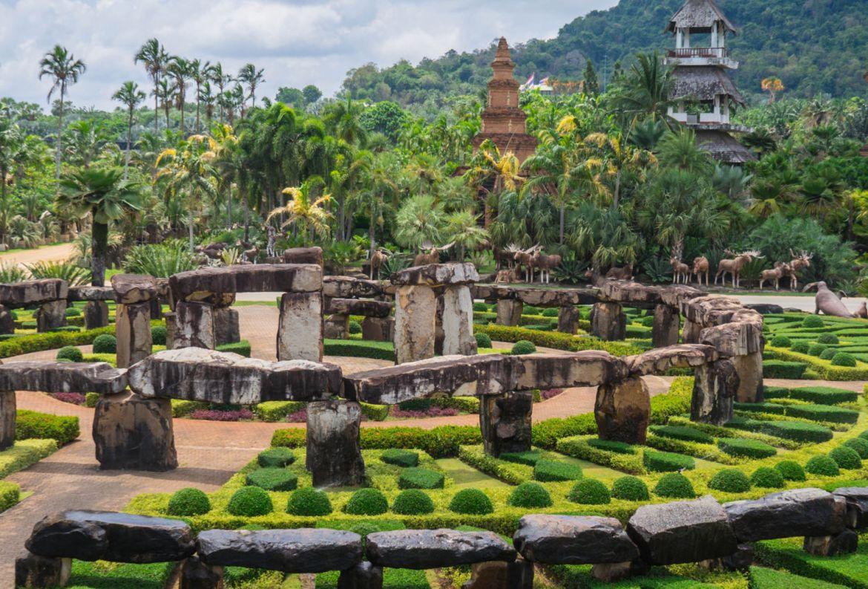 Los jardines botánicos más bonitos del mundo ¡tienes que visitarlos! - jardin-botanico-tropical-de-nong-nooch
