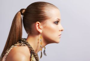 El paso a paso para lograr la «ponytail» perfecta