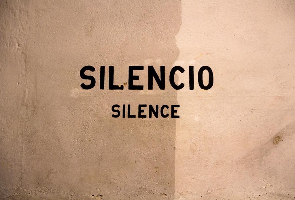 ¿Conoces el poder curativo del silencio? Necesitas tu dosis diaria - silencio-2