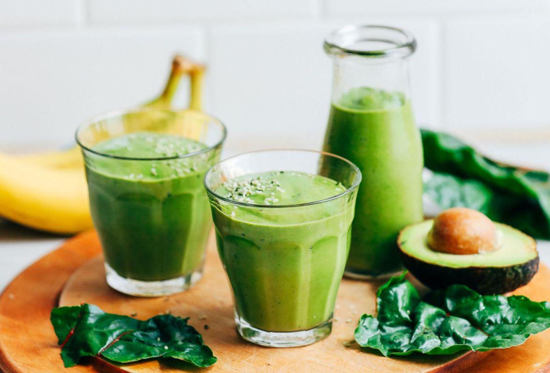 4 deliciosos smoothies que te ayudarán a MANTENER tu sistema inmune - smoothie-kale