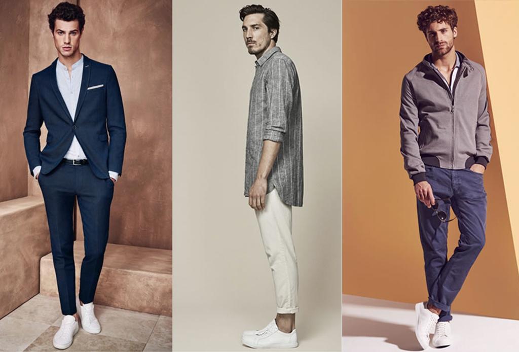 5 estilos de sneakers que todo hombre debe tener en su clóset - tenis-hombre-2