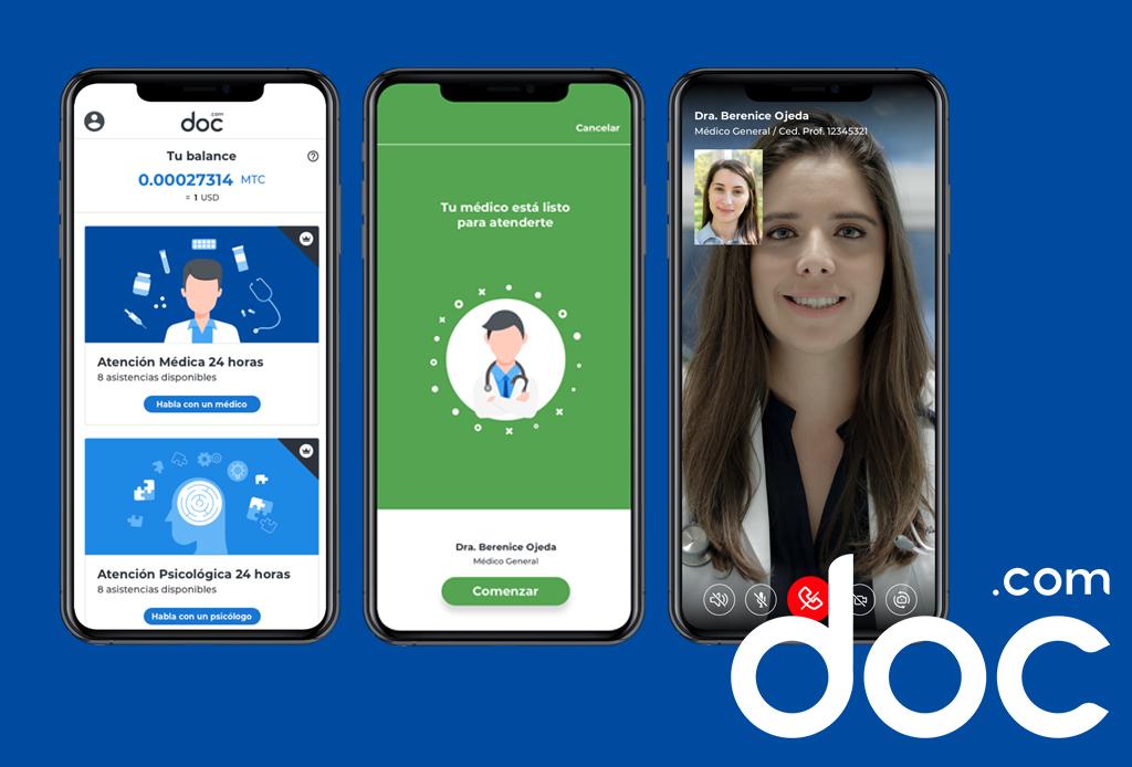 doc.com: la plataforma de servicio en línea que debes conocer - app_atencion_medica_doc_com
