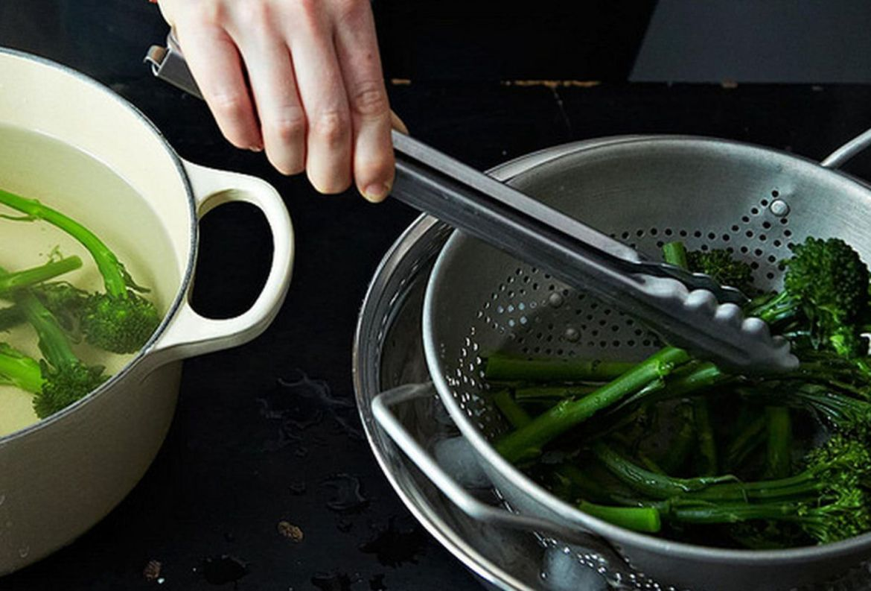 El SECRETO que necesitas saber para congelar las verduras - blanquear-verduras