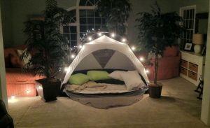 Tips para hacer un campamento en casa