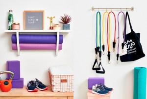 ¡Actívate! Esto necesitas para crear un mini gym en casa