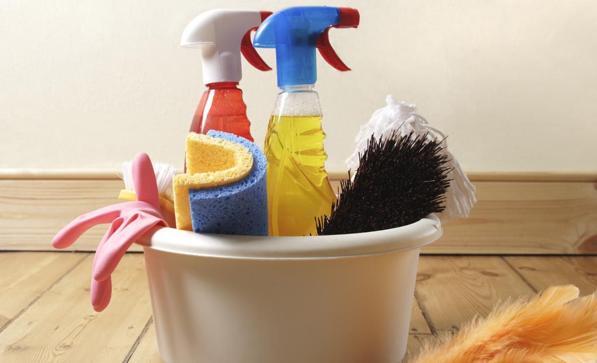 Así es como debes limpiar y desinfectar tu casa, sigue estos consejos