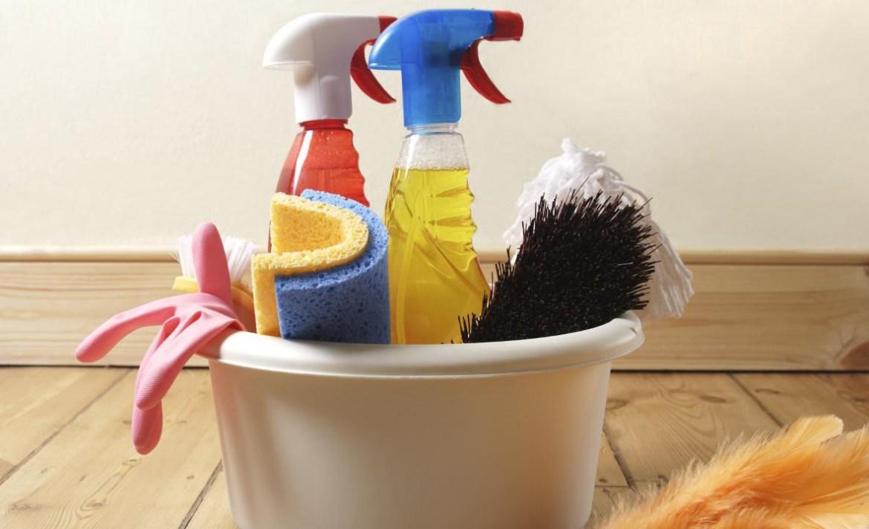 Así es como debes limpiar y desinfectar tu casa, sigue estos consejos - quimicos-limpieza-hogar