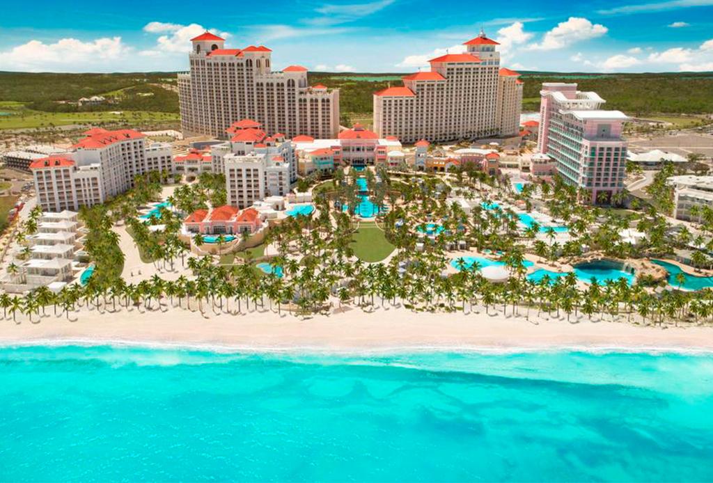 Siéntete en las Bahamas en casa con estas actividades de Baha Mar Resorts