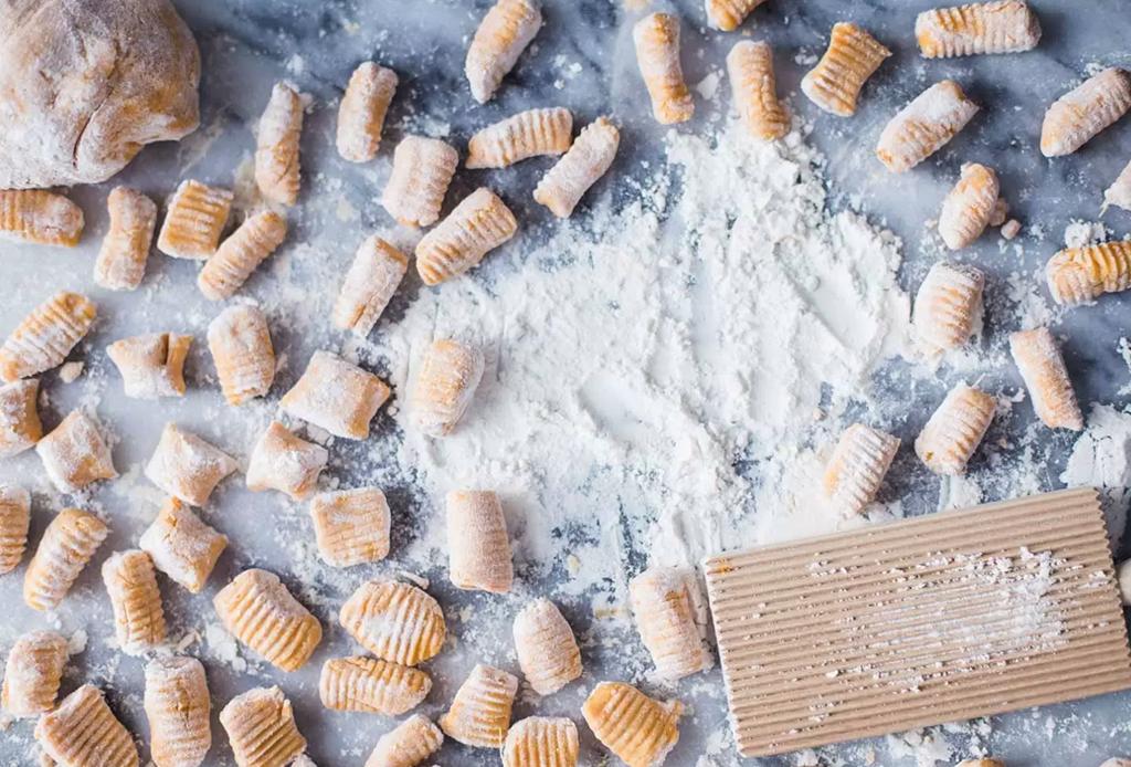 Haz este delicioso gnocchi de camote con solo 3 ingredientes - gnocchi-2