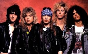 Guns N' Roses lanza un libro para niños