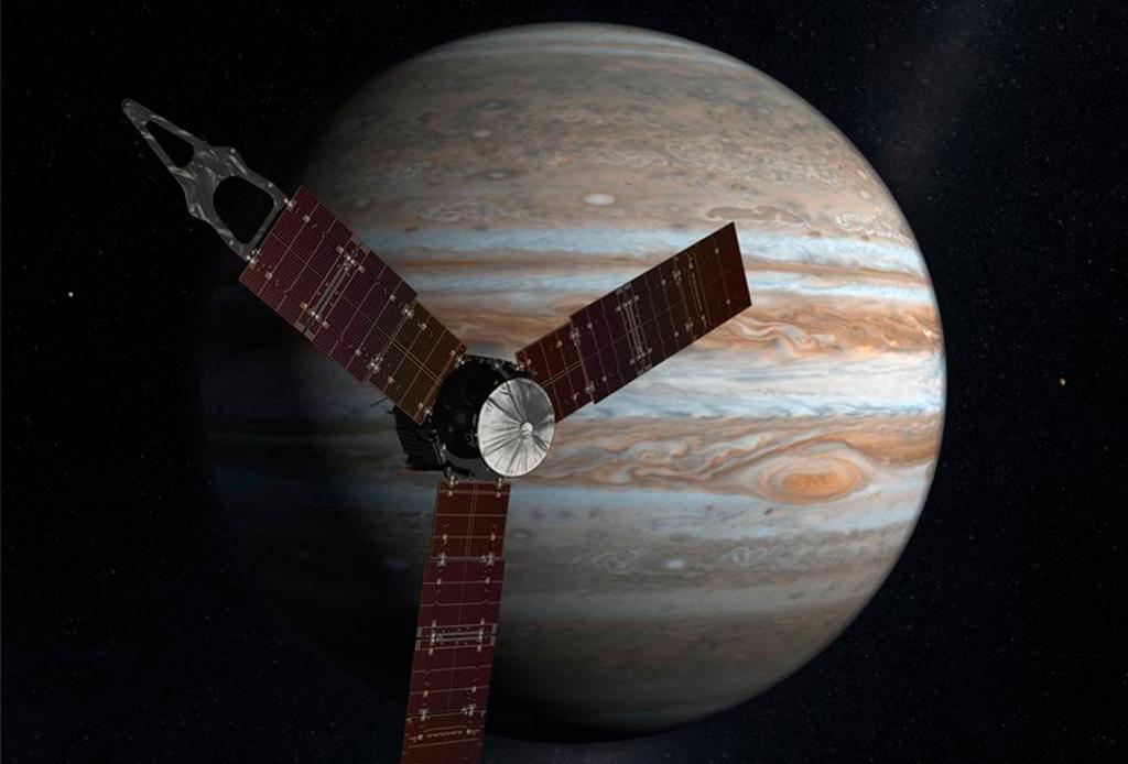 ¿Te imaginas cómo se escucha Jupiter? Esto podría darte una idea - jupiter-2