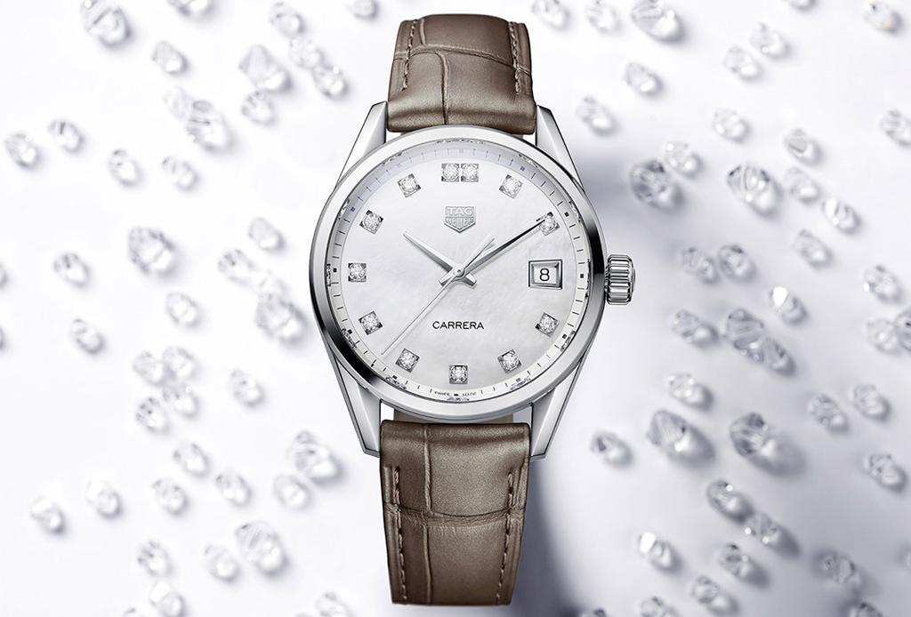 TAG Heuer Carrera Lady: el reloj que toda mujer tiene en la mira - lady-carrera-reloj-tag-heuer