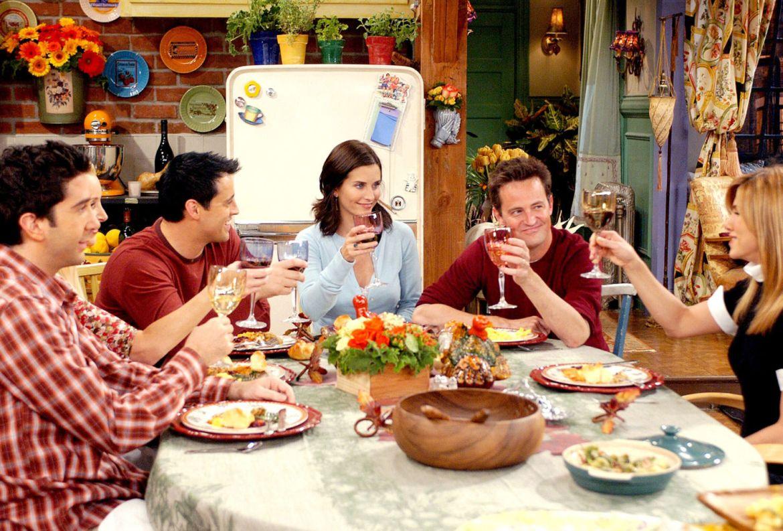 Un libro con las recetas más icónicas de 'Friends' estará disponible ¿quién lo quiere? - libro-recetas-friends