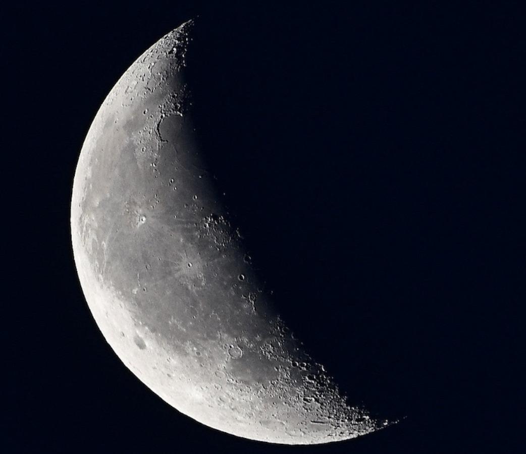 Rituales para usar el poder de la luna - luna-menguante-1