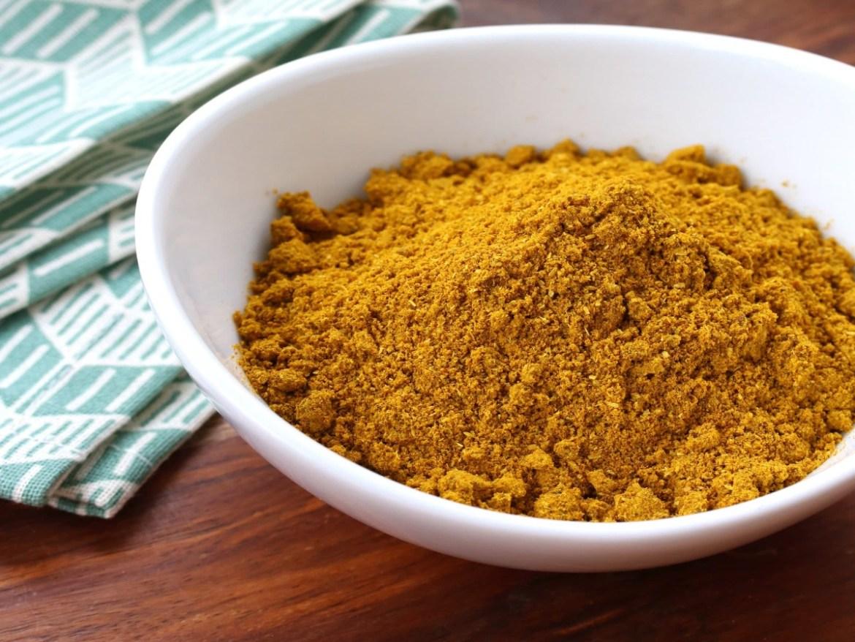 ¿Cómo hacer y usar colorantes naturales? - curry