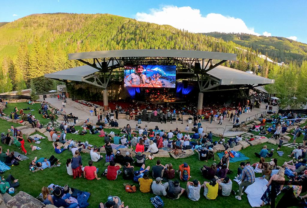 No te pierdas la transmisión del concierto de GoPro Mountain Games