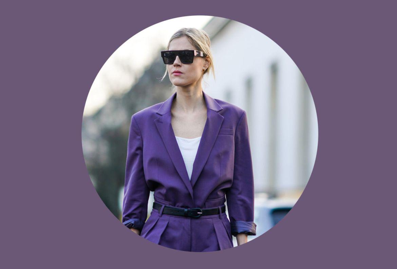 Agrega estos colores a tu ropa de verano para entrar en el mood - grape-compote-colores-primavera-verano-2020-1
