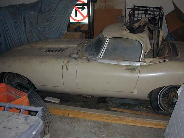 Estos autos clásicos fueron restaurados a su antigua gloria - jaguar