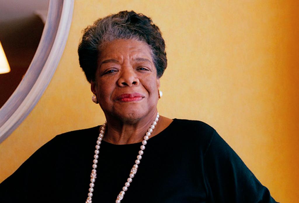 La lección impactante de Maya Angelou que puede cambiarte la vida