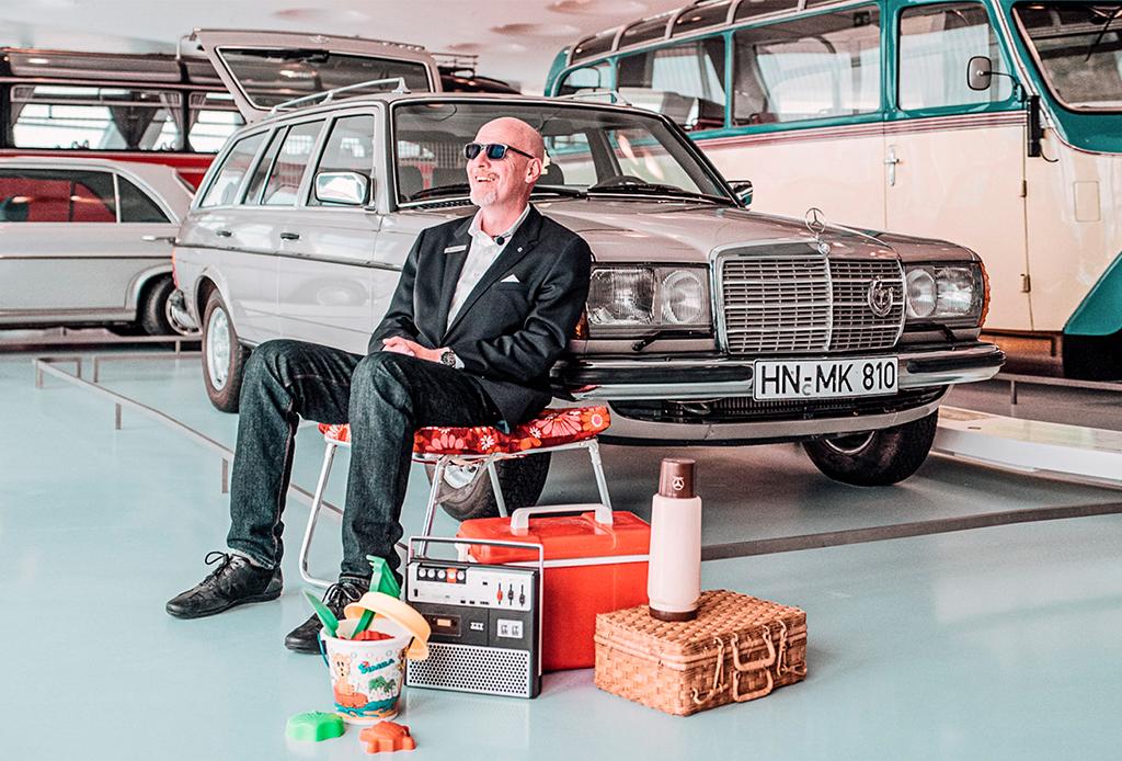 No te pierdas la serie del Mercedes-Benz Museum en Instagram TV