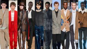 Estas son las tendencias masculinas para otoño 2020 que debes seguir