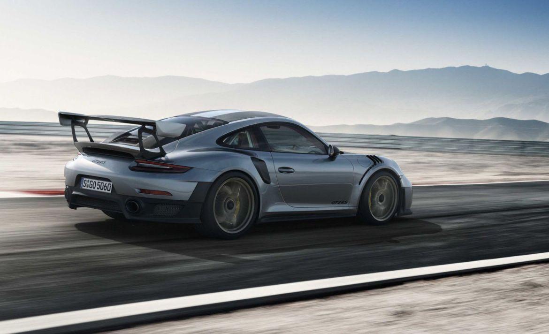 Estos son los autos con la mejor aceleración de la década - porsche-2018