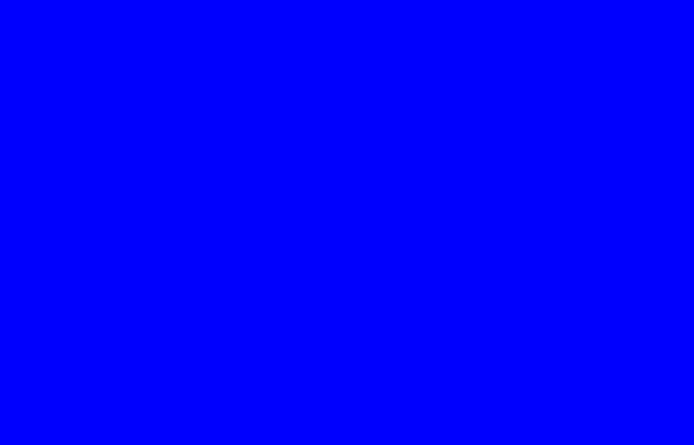¡Sana con colores! Te decimos cómo hacerlo - azul