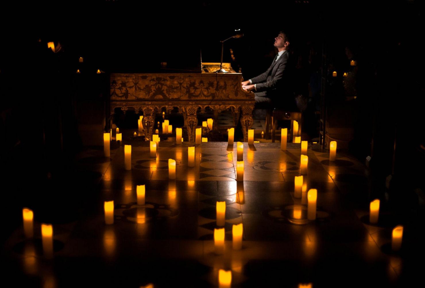 Candlelight, íntimos conciertos a la luz de las velas llegarán a la CDMX