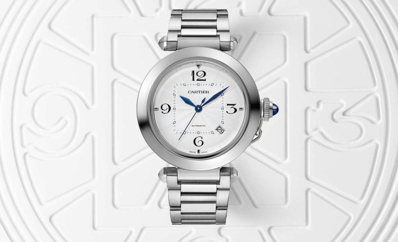 Cartier estrena un nuevo reloj y campaña con las estrellas del momento - cartier-pasha