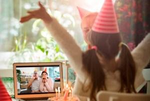 5 formas de tener una celebración con distanciamiento social