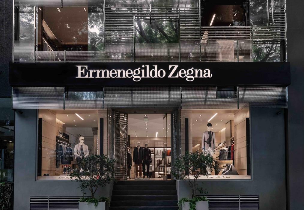Ermenegildo Zegna presenta su nueva Flagship Store en Masaryk
