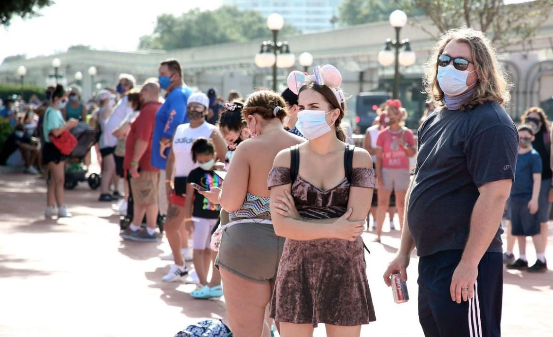 Así es como se ve la reapertura de Disney World - disney-coronavirus