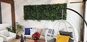 Aquí te decimos como crear un garden wall para el interior de tu casa