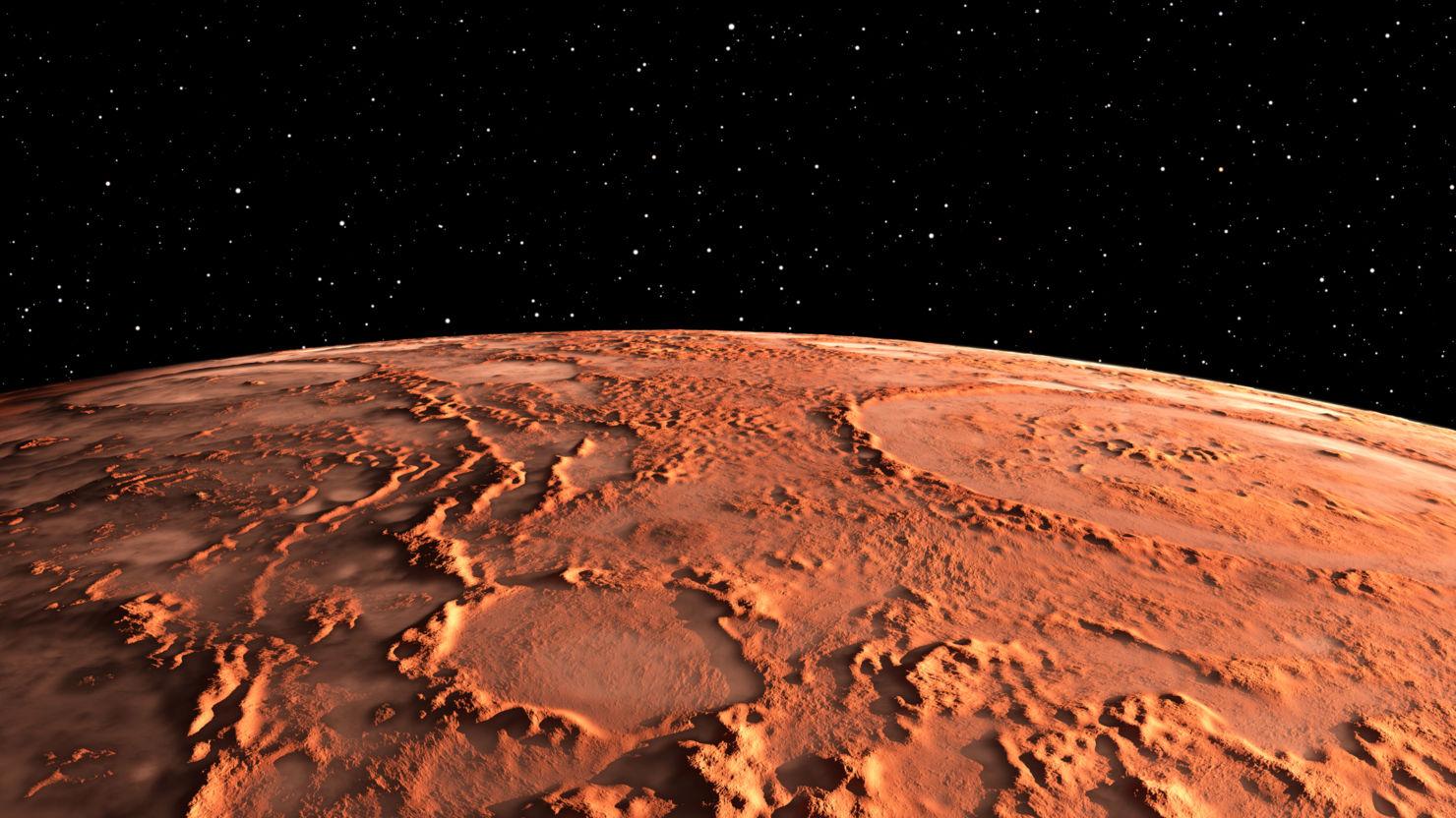 Misión Marte: Estos países están lanzando satélites a explorar el planeta rojo