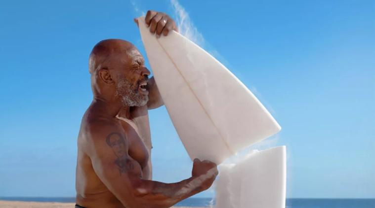 Mike Tyson vs un tiburón, ¿La pelea del año? - mike-tyson-tiburon