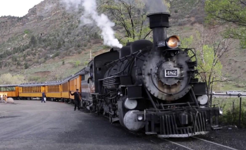 Los inventos tecnológicos más importantes de la historia - motor-vapor-tren