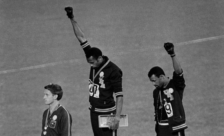 Momentos en que el deporte luchó contra el racismo - olimpiadas-1968
