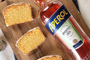 ¿Panqué de Aperol Spritz?¡Paren todo! Porque Tenemos la receta