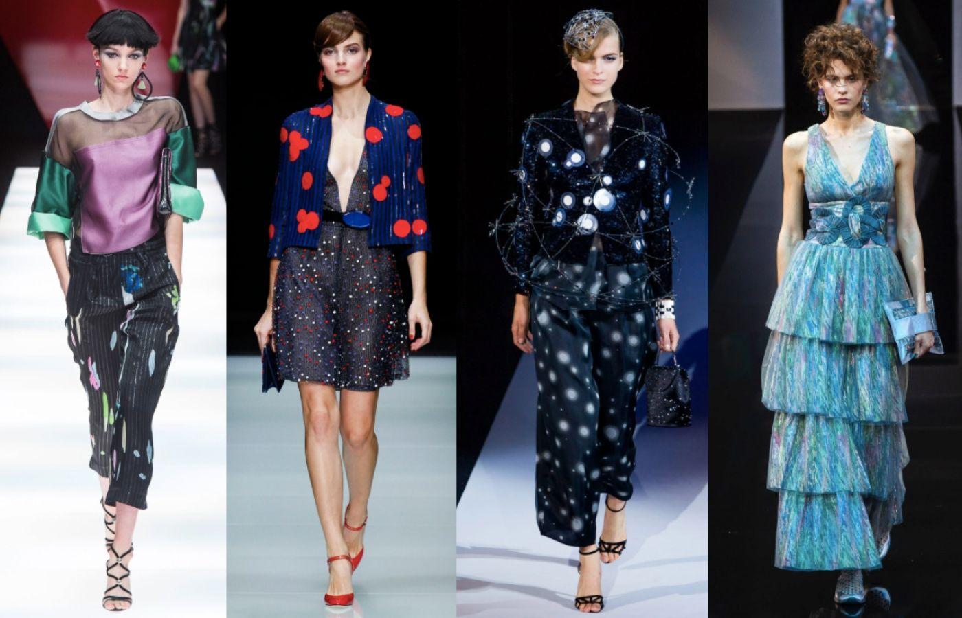 Nuestros spring looks favoritos de la última década de Giorgio Armani