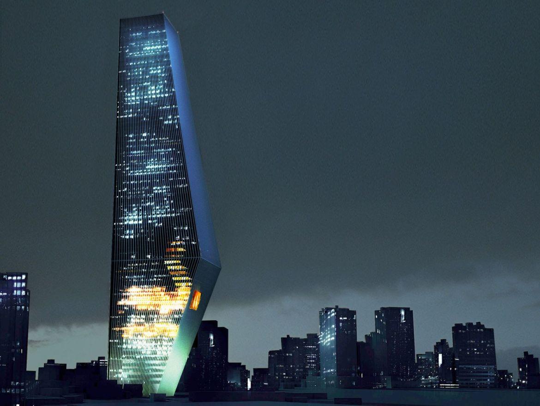 Proyectos arquitectónicos cancelados en México - torre-bicentenario