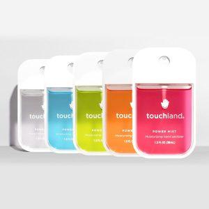 Lleva contigo los mejores sanitizadores para manos en spray