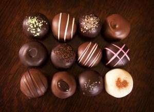 ¿Antojo de trufas dulces? Te damos 3 recetas fáciles y healthy