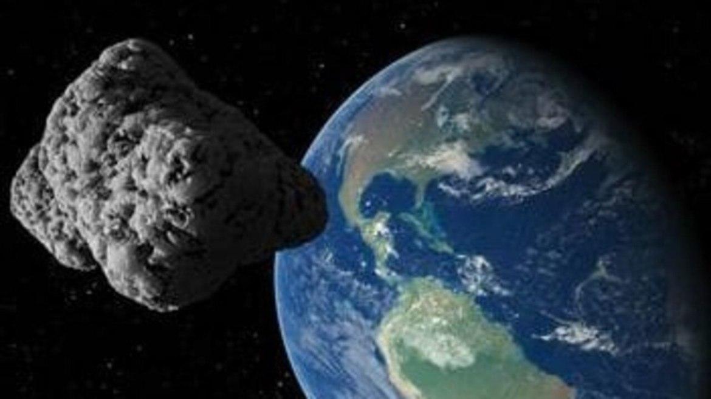 Un asteroide puede entrar en la atmósfera el próximo Día de Muertos - asteroide-planeta