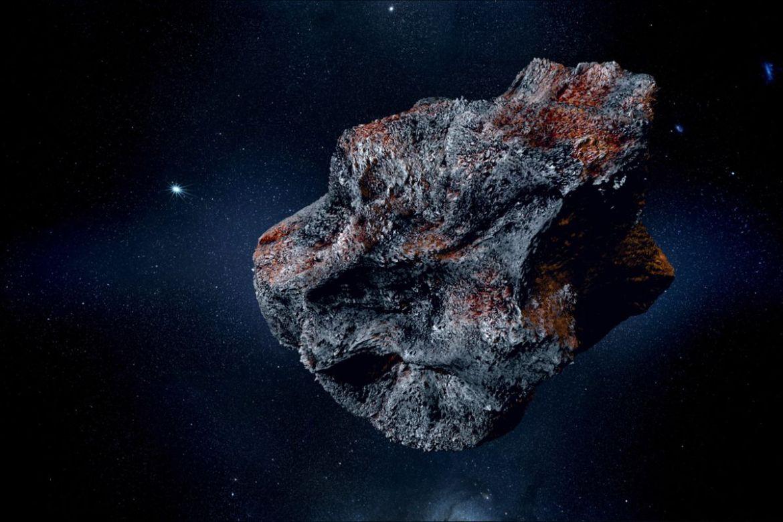 Un asteroide puede entrar en la atmósfera el próximo Día de Muertos - asteroide