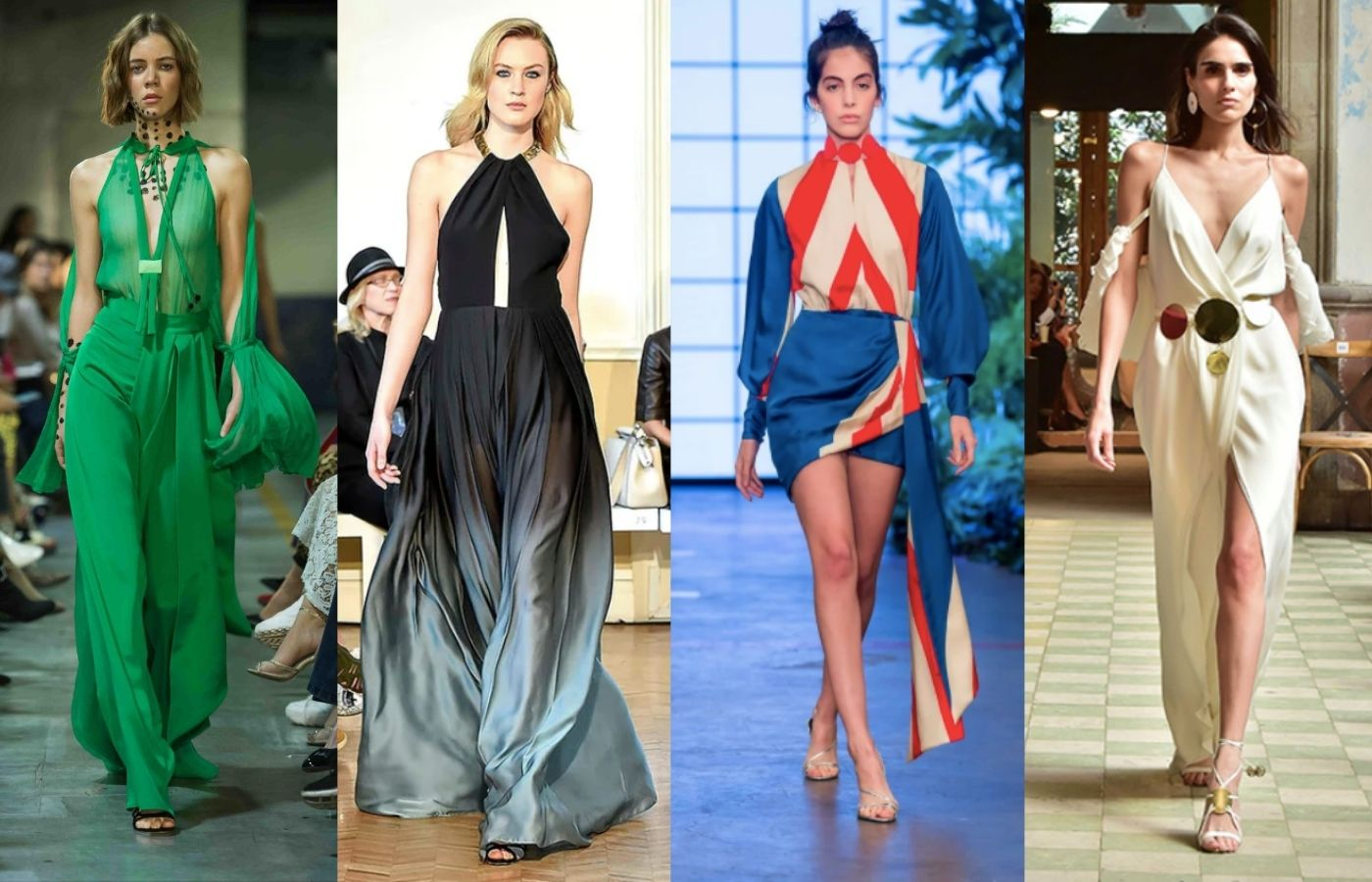 Nuestros looks favoritos del diseñador mexicano Kris Goyri