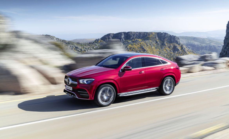 Mercedes-Benz presentan  GLS y GLE Coupé, las nueva s SUV's para toda la familia - mercedes-benz-gle-coupe