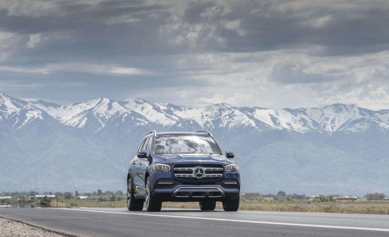 Mercedes-Benz presentan  GLS y GLE Coupé, las nueva s SUV's para toda la familia - mercedes-benz-gls
